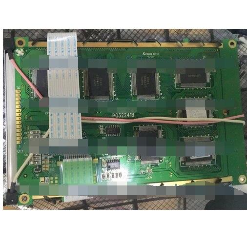 Fo P001-1 REV:C PG32241B LCD استبدال