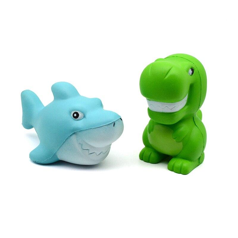 2019 Новое поступление Pu медленный рост животных мягкими игрушки для детей