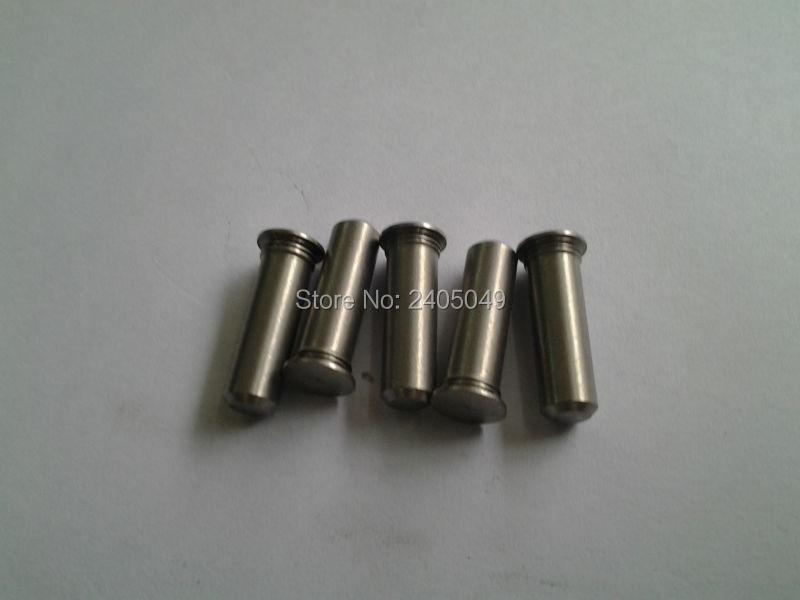 TPS-187-16 Pilot-دبابيس الفولاذ المقاوم للصدأ ، الفولاذ المقاوم للصدأ ، الطبيعة ، PEM standard ، instock ، صنع في الصين
