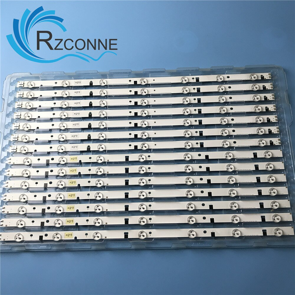 "Retroiluminación LED tira 14 lámpara para Samsung 55 ""TV UN55FH6003F 2012SVS55 BN96-21488A UN55FH6030F UN55FH6200 Un55fh6003"