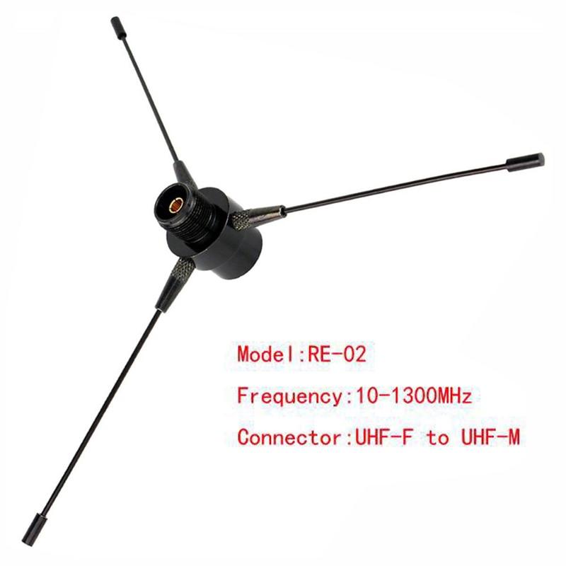 5 шт./лот UHF-F 10-1300 МГц Мобильная земля антенны для NAGOYA RE-02 для автомобильного радио для двухстороннего радио KENWOOD MOTOROLA YAESU ICOM
