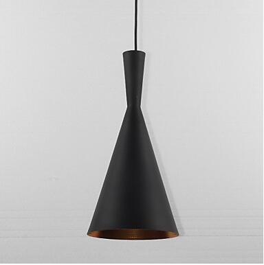 40w Pendant Light, Traditional/Classic Painting Feature for Mini Style Metal Study Room/Office pendant lamp 110-220V aluminum  - buy with discount