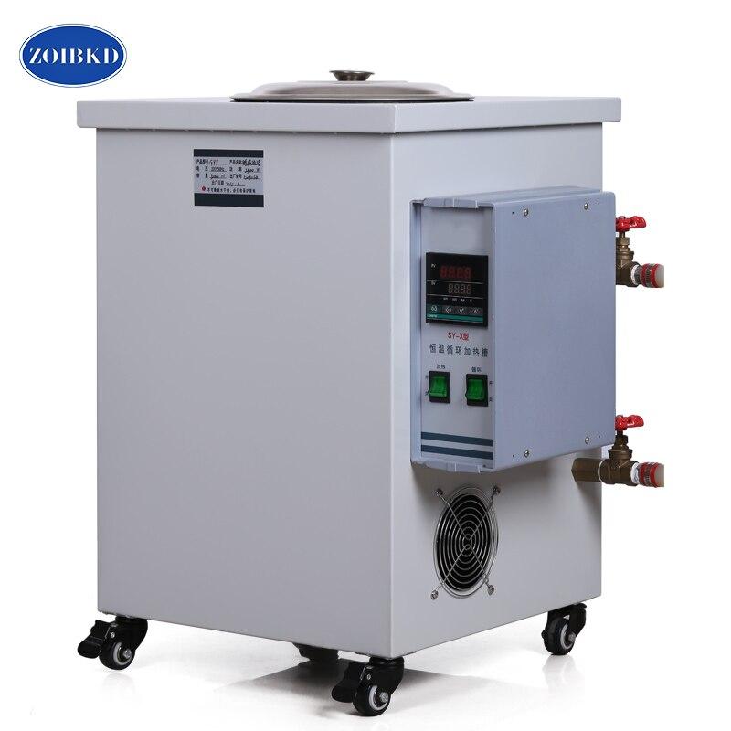 Lab Equipment GYY -20L Series High  Electric Heating Medical Digital Temperature Thermostatic Circulating Oil Bath
