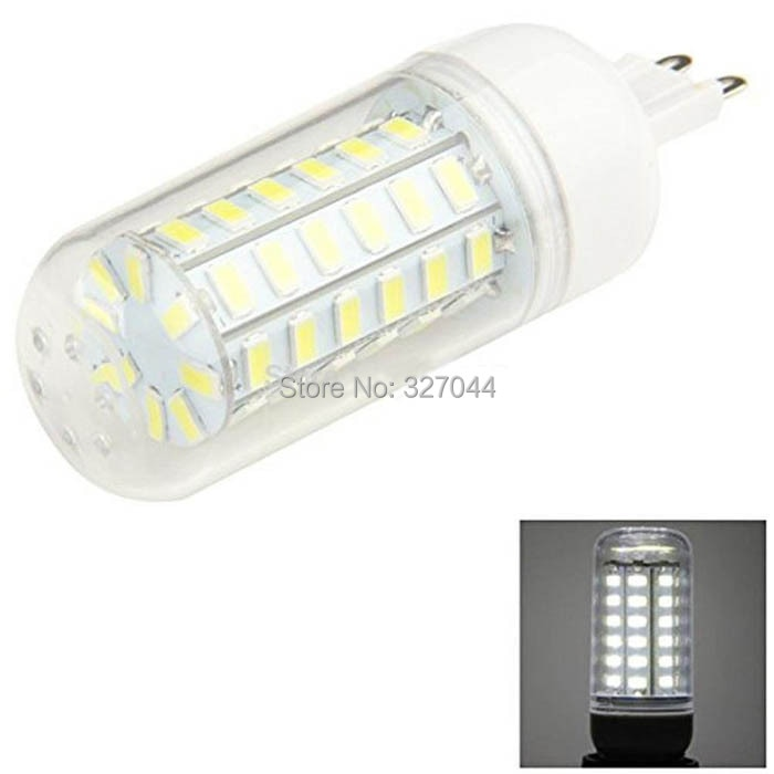 100units Ultra Bright SMD5730 220V led corn bulb E14 G9 E24 18W 56LED 5730 Warm white /white lamp led lighting