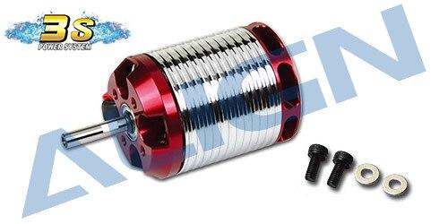 Align Trex 460MX Motor sin escobillas (3200KV/2222) HML46M02 3S Trex 460 piezas de repuesto envío gratis con seguimiento