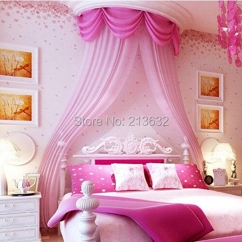 ZXqz 228 European classic vintage pink flowers 3d wallpaper roll for living room bedroom TV/sofa backdrop papel de Princess Room