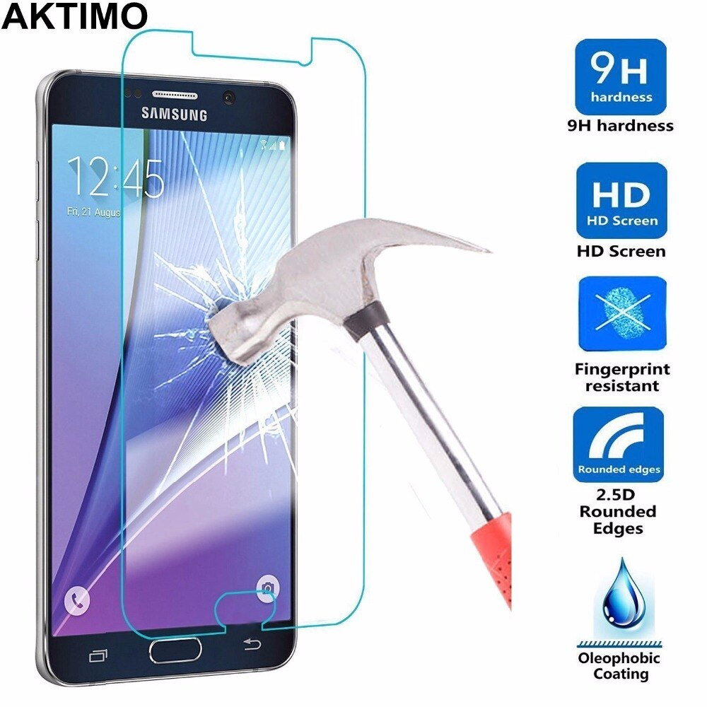 9H Gehard Glas Voor Samsung Galaxy S3 S4 S5 Mini A3 A310F J1 J120F J5 J510F 2016 J105F J2 j5 Prime G532F G570F Screen Film