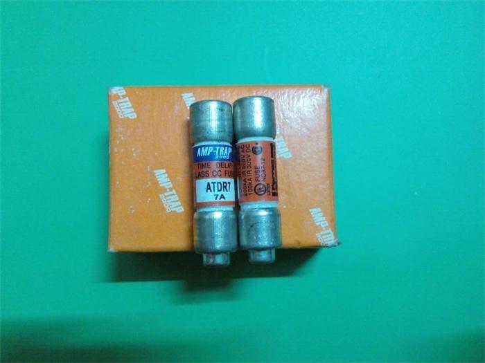 Envío Gratis 5 uds ATDR 7 AMP-TRAP 10X38 de retraso fusible Farey/fusible 7A Mersen