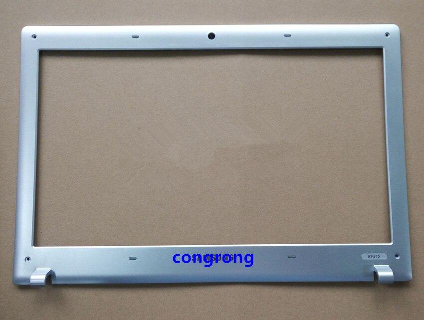 Marco de pantalla para SAMSUNG RV511 RV515 RV520 portátil Lcd bisel frontal cubierta trasera funda de base tapa superior carcasa BA75-02855A
