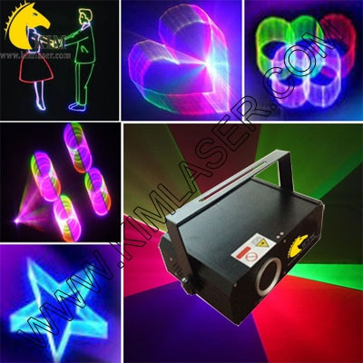 300MW RGB con luz láser SD + 2D + tarjeta SD/djlight/luz de fiesta/luz de discoteca/láser RGB/Iluminación de vacaciones/láser de tarjeta SD