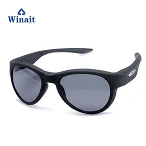 Winait hot sell bluetooth sunglasses, hands free answer call, play music digital stereo sunglasses