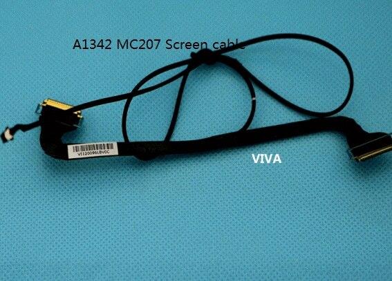 "Nuevo Cable Original de pantalla LCD A1342 para Macbook Air 13 ""A1342 MC207 MC516"