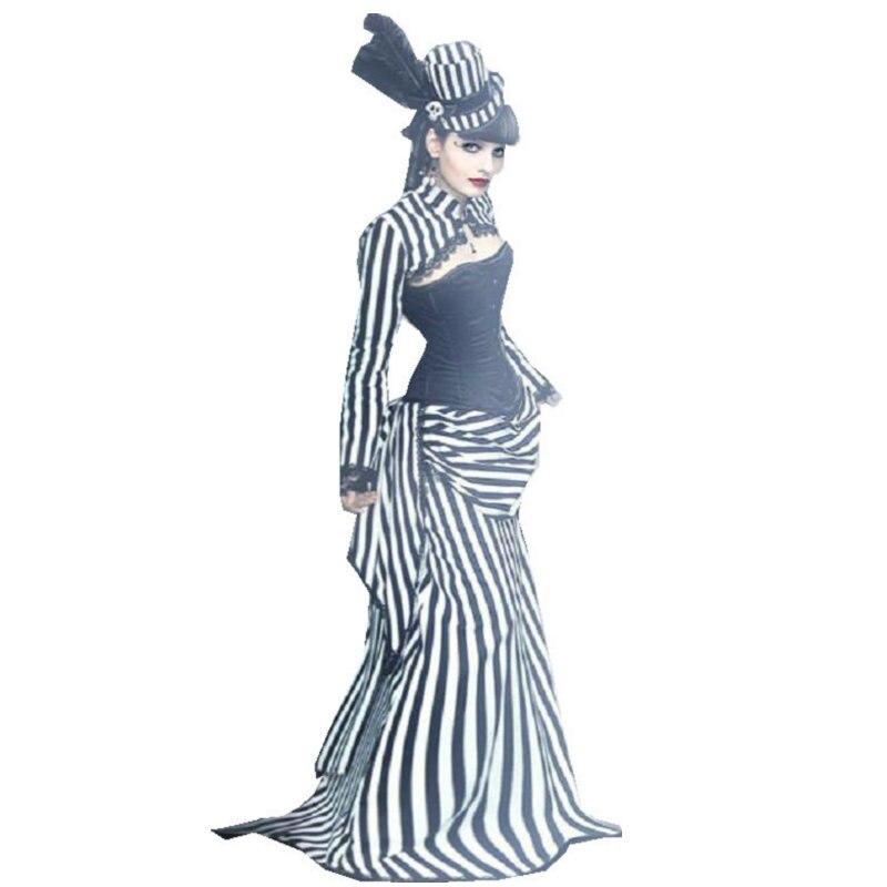 18 القرن الحرب الأهلية جنوب حسناء ثوب خمر/فساتين فيكتورية/فستان سكارليت US6-26 SC-1198