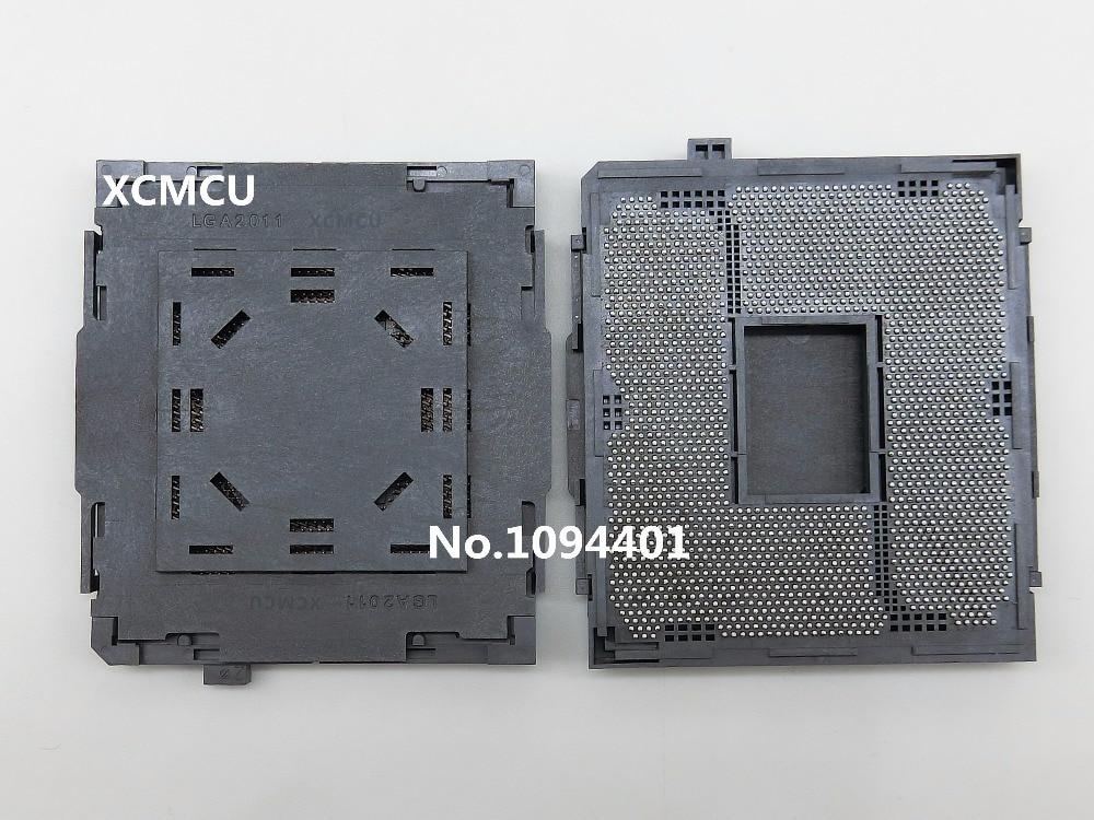 1pcs*   Brand New   Socket  LGA2011  2011 CPU Base PC Connector BGA Base