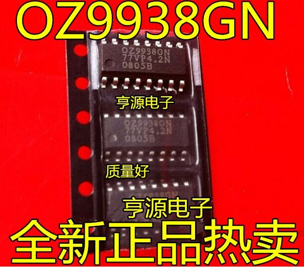 10 unids/lote OZ9938GN 0Z9938GN SOP-16 en Stock