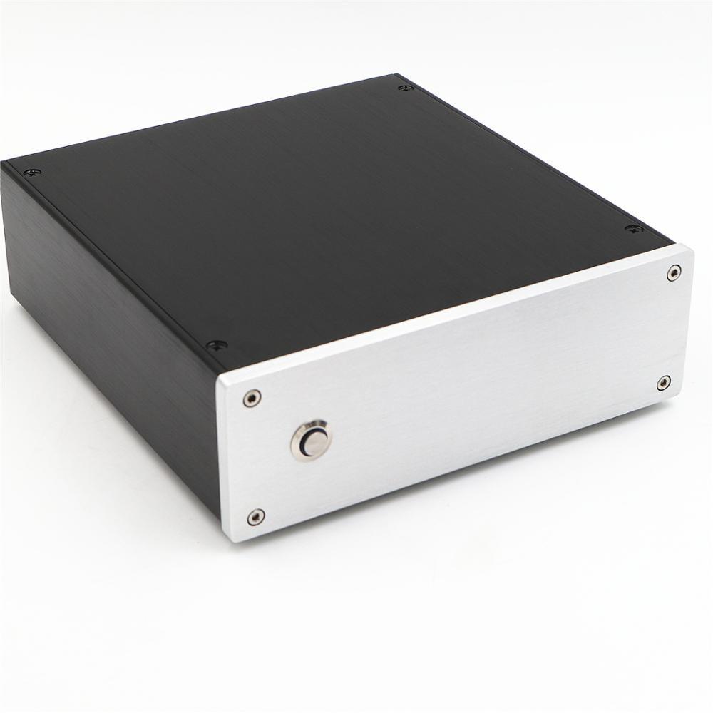 DAC-08 CS4398+CS8416 24BIT/192KHZ Fiber SUB Input Audio Decoder Sound Soft and Soft PC External Sound Card enlarge