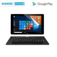 ALLDOCUBE iwork10 Pro 10,1 pulgadas Windows10 + Android5.1Tablets PC IPS 1920*1200 Intel Atom 4GB RAM 64GB ROM Tablet para el aprendizaje