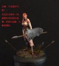 28209 spartan feminino guerreiro fantasia 28mm