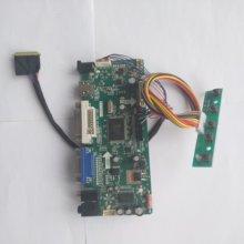 "HDMI DVI VGA LED LCD Controller board Kit diy voor 12.1 ""HSD121PHW1 HSD121PHW2 1366*768 panel monitor kaart"