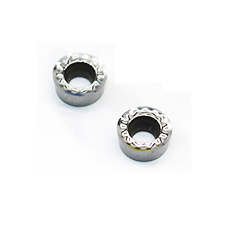 RCGT0803 MO AK H01 RCGT 0803 Aluminum cutter blade Insert Cutting Tool turning tool CNC Tools AL +TIN Alloy wood