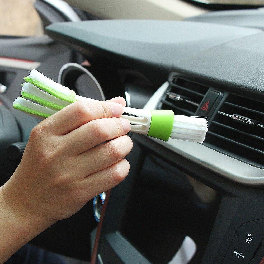 Автомобильная щетка пылеуловитель для Mitsubishi Asx RVR Lancer 10 9 Outlander Pajero Sport L200 Expo Eclipse Carisma Galant Grandis Colt