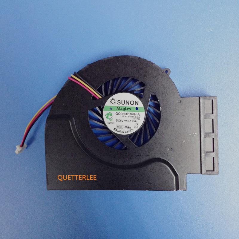 Новый вентилятор для ноутбука IBM для Lenovo T510 W510 охлаждающий вентилятор для ноутбука