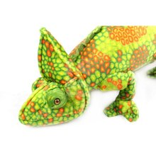 Leopardo velado camaleón juguetes de peluche 69cm tamaño the emulational Wacky ideas juguetes de peluche de felpa envío gratuito