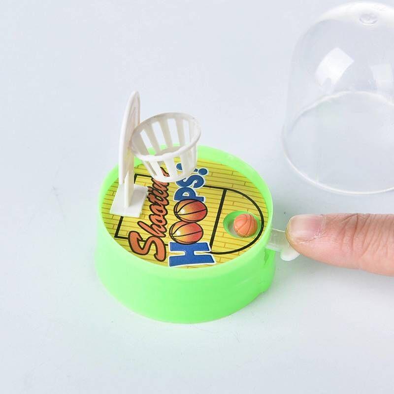 1 pcs New Pattern Children Puzzle Mini Finger Shooting Basketball Shooting Games For Children Kids