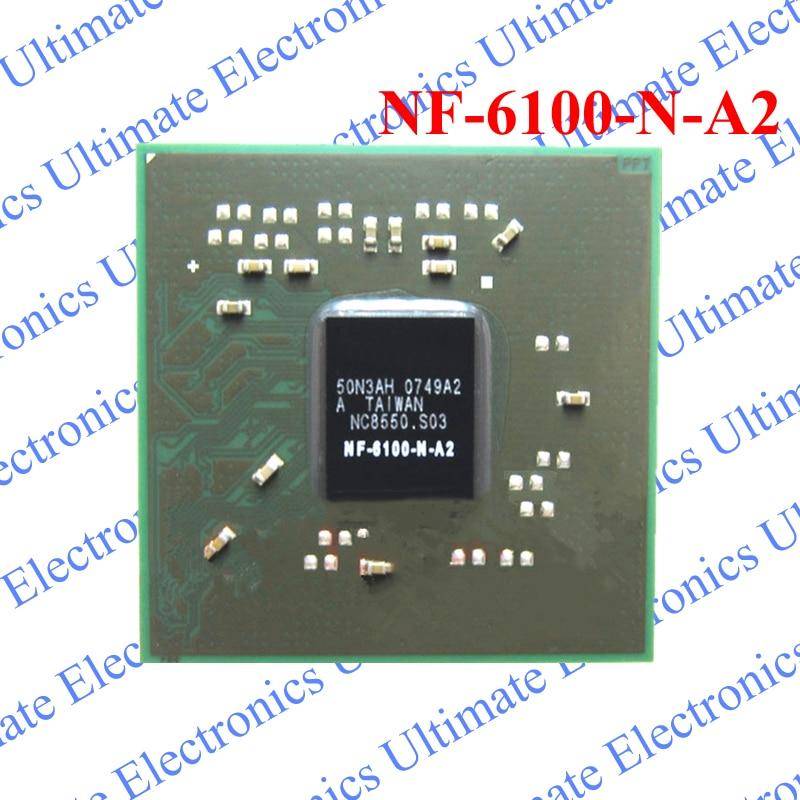 ELECYINGFO New NF-6100-N-A2 NF 6100 N A2 BGA chip