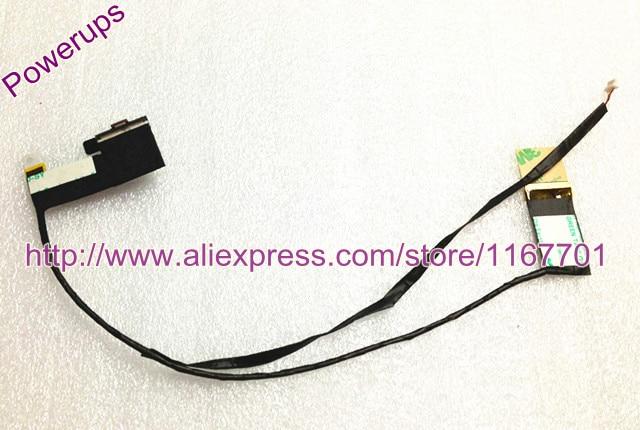 100% Original ordenador portátil LCD/LED/LVDS pantalla Flex CABLE Monitor para HP y compaq Pavilion CQ62 G62 G62T 350401P00-GEK-G 595196-001