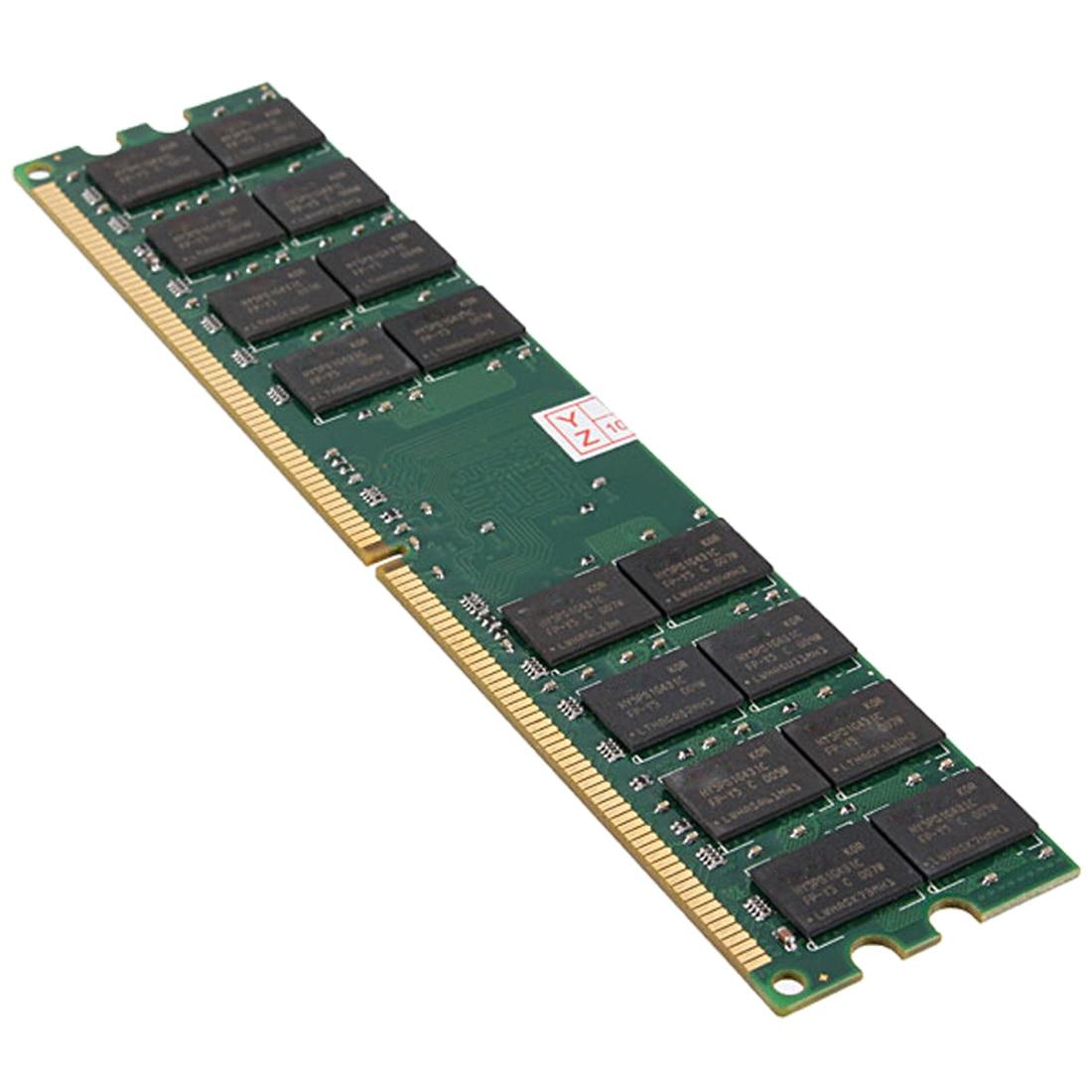 8G (2x4G) mémoire RAM DDR2 PC2-6400 800MHz bureau non-ecc DIMM 240 broches, Compatible pour le système AMD