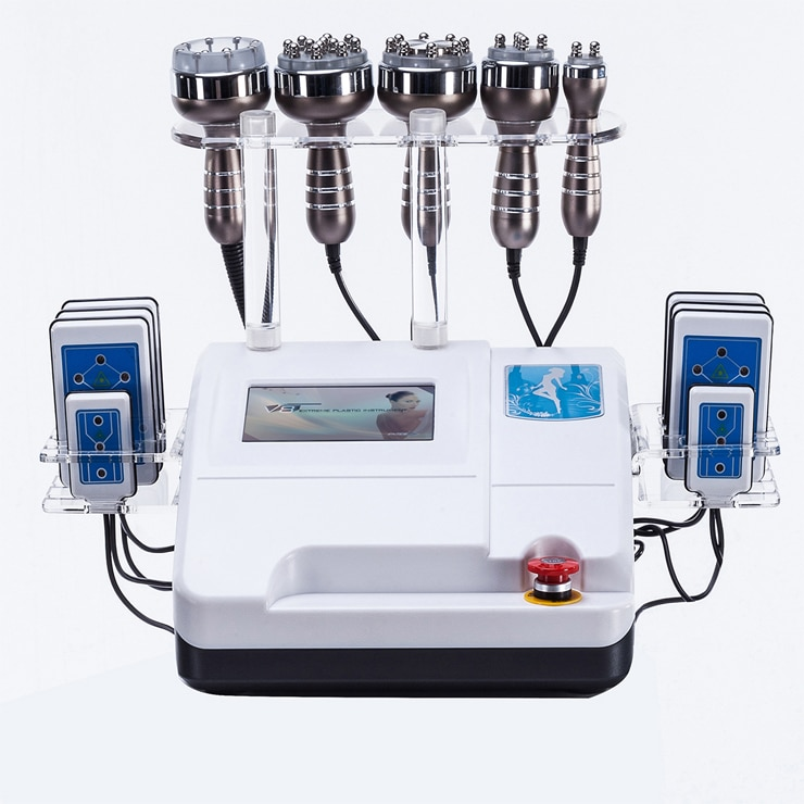 2021 Body slimming machine vacuum cavitation RF cellulite reduction body shaping lose weight spa sal