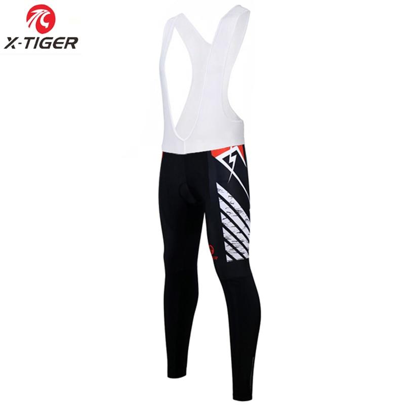 X-tiger anti-uv mulher ciclismo bib calças primavera coolmax 3d gel almofada mtb bicicleta bib collants ciclismo calças bib