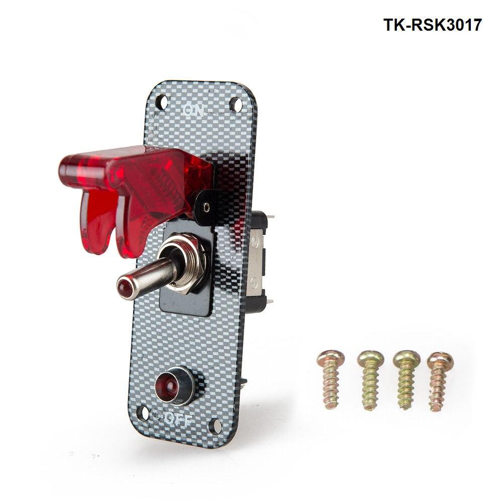 Da corsa Kit Interruttore di Elettronica Per Lauto/Switch Pannelli-Flip-up di avvio/accensione/accessorio Per La Ford Focus ZX3/ZX5 TK-RSK3017-1