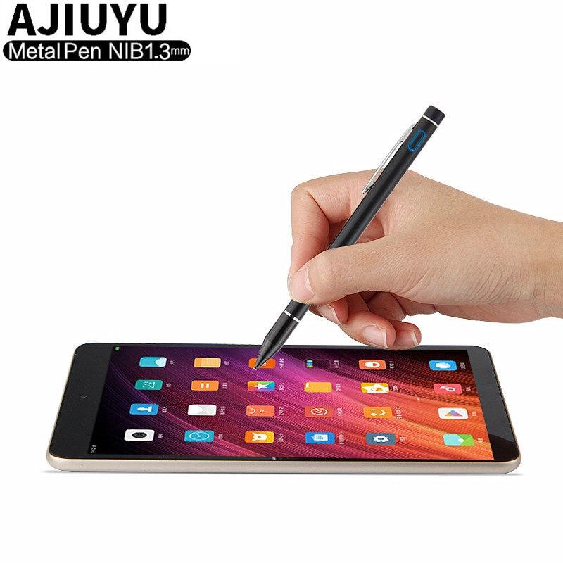 Активный стилус емкостный сенсорный экран для Xiaomi MiPad 2 3 1 Mi Pad CHUWI Hi10 Plus Pro Hi12 Hi13 Hi8 Vi10 Vi8 чехол для планшета