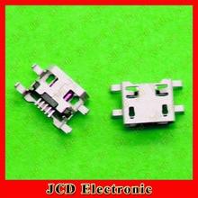 ChengHaoRan 100 pièces Micro USB pour Huawei C8813 C8813Q U8818 lenovo chargeur port prise 5 broches, MC-093