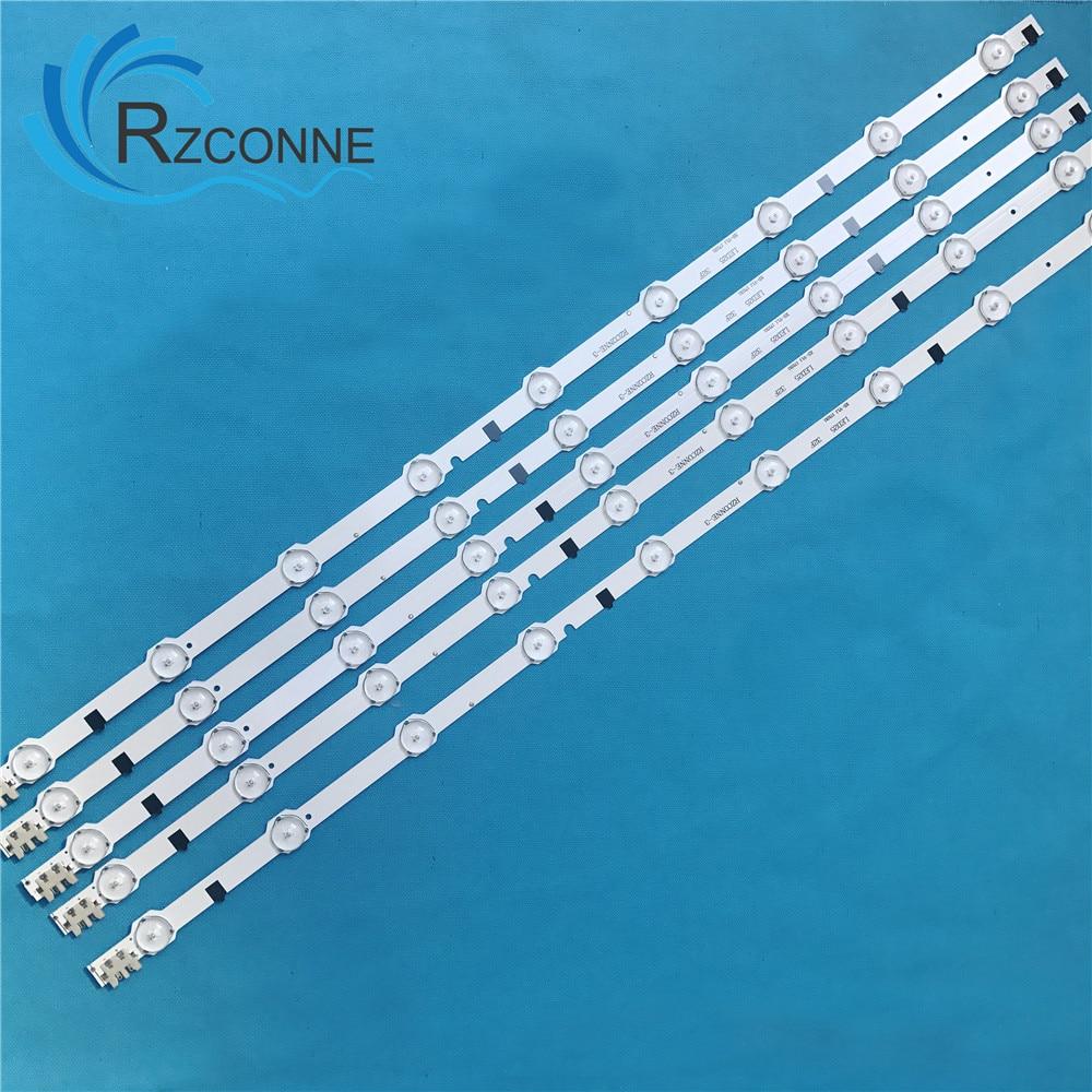 LED Backlight strip Lamp For D2GE-320C1-R0 UE32F5000 UE32F5500 UE32F4000 D2GE-320C0-R0 bn96-28489a 2013SVS32 UЕ32F5300AK