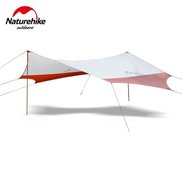 Toldo Hexagonal Naturehike, toldo impermeable, toldo, tienda de playa, lona de cortina, pérgola, toldo de Camping, Gazebo