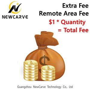 Newcarve Extra Fee Shipping Extra Money  Remote Area Fee