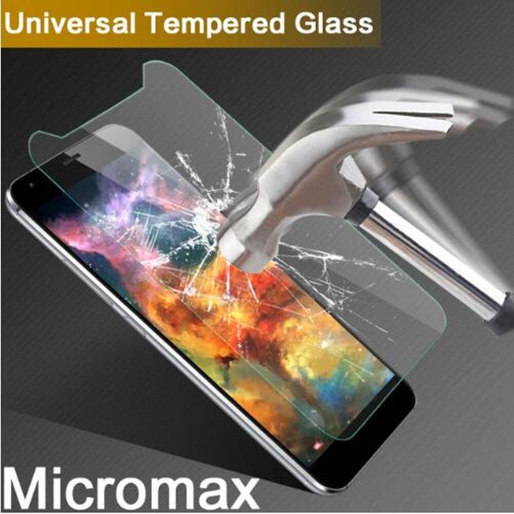 2 шт. закаленное стекло Micromax Q440 Q334 Q351 Q421 Q402 Q409 Q465 Защитная пленка для телефона Защитная пленка для Micromax E313