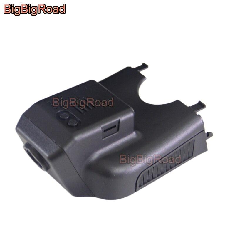 BigBigRoad Car Wifi DVR Video Recorder Wide Angle FHD1080P For Mercedes Benz ML M MB GL R Class ML W164 X164 W251