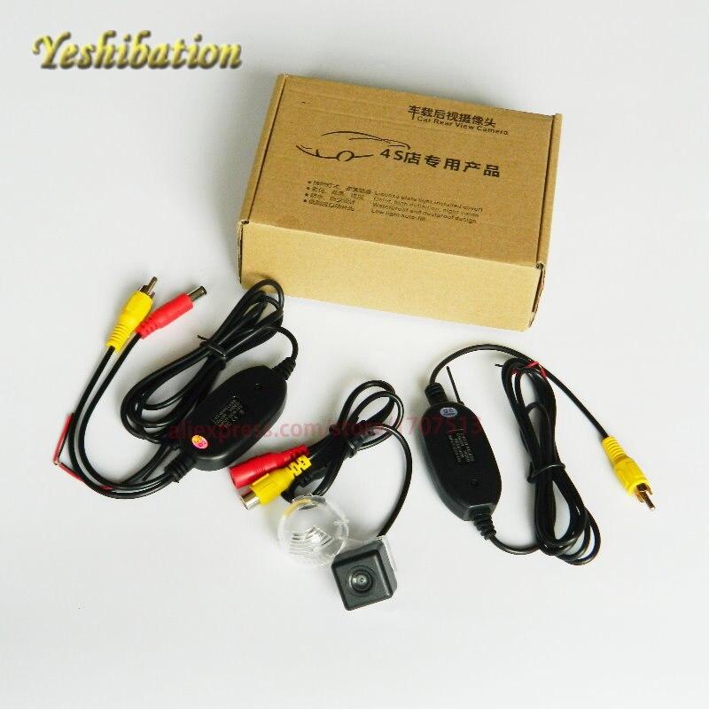 Yeshibation Беспроводная Автомобильная камера заднего вида для движения задним ходом для Suzuki SX4 SX-4 SX 4 Хэтчбек CCD ночное видение HD широкоугольный ...