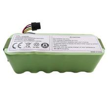 Pour Ecovacs X500 NI-MH 3500mAH 14.4 V batterie pour Kitfort KT504 Haier T322 T321 T320 T325 robot aspirateur pièces accessoire