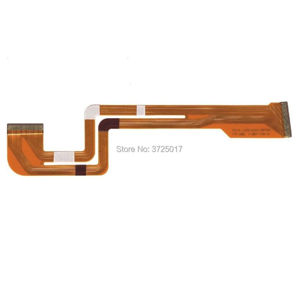 10PCS NEUE LCD Flex Kabel Für SONY HC23E HC24E HC26E HC28E HC35E HC36E HC46E HC96E Video Kamera Reparatur Teil