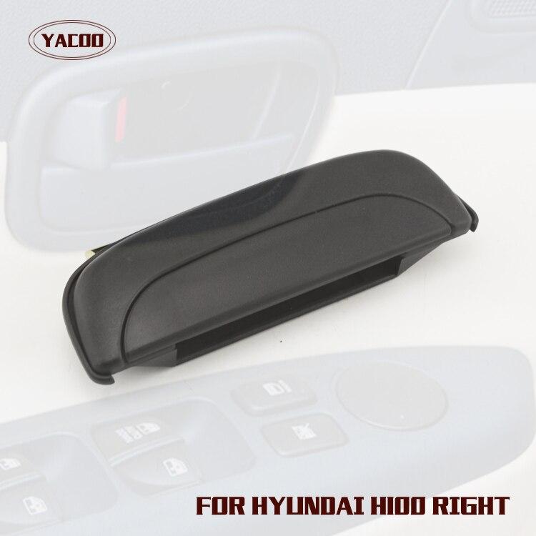 1PCS RIGHT OUTSIDE DOOR HANDLE  FOR  HYUNDAI HI00