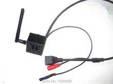 Miniature Size 960P Wireless Mini IP Wifi Camera With Microphone 1.3 MegaPixels 3.7mm Lens H.264 Onvif Security CCTV Camera
