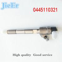 0445110321 Common Rail Injector Fuel diesel engine