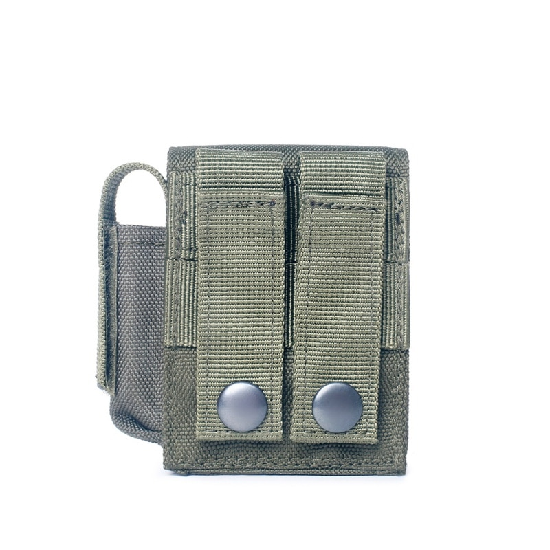 Hunting Waist Bags Military Molle Pouch Tactical Single Pistol Magazine Pouch Fanny Pack Outdoor Sportswear Camping Waist Pouch