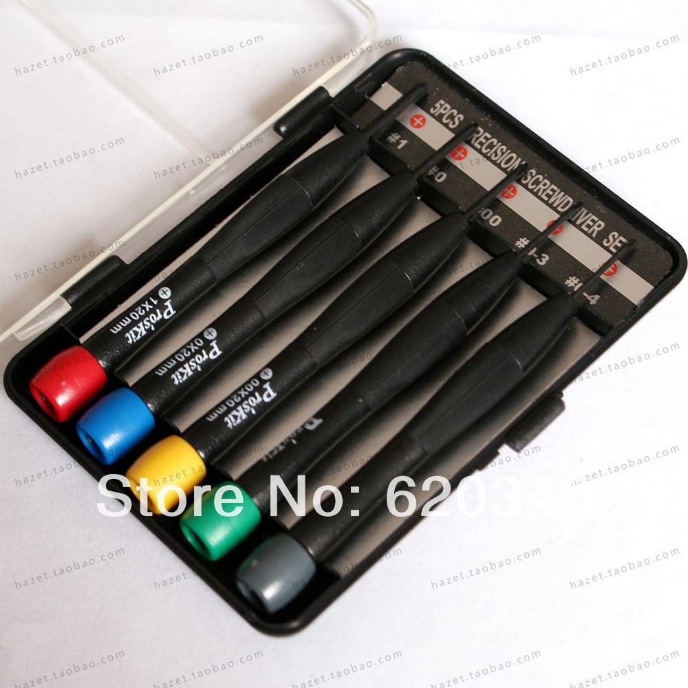 Набор отверток для мобильного телефона, часов, ноутбука, PH0000