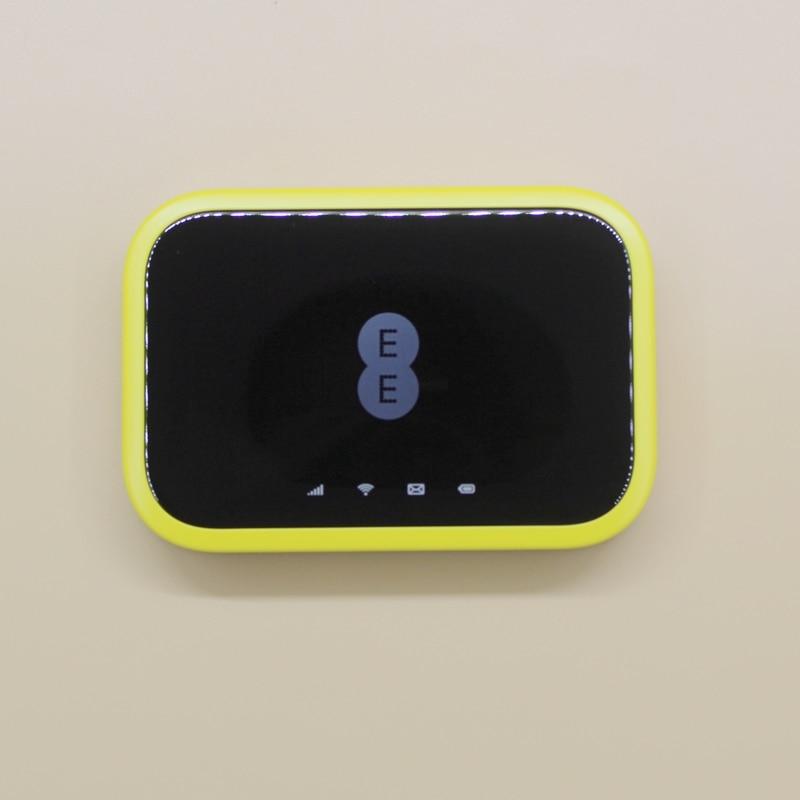 Nuevo Router inalámbrico 4G Alcatel EE120 sin pérdidas, 4G CAT 12 600Mbps LTE, Router Wifi con ranura para tarjeta SIM, batería portátil de 4300mAh